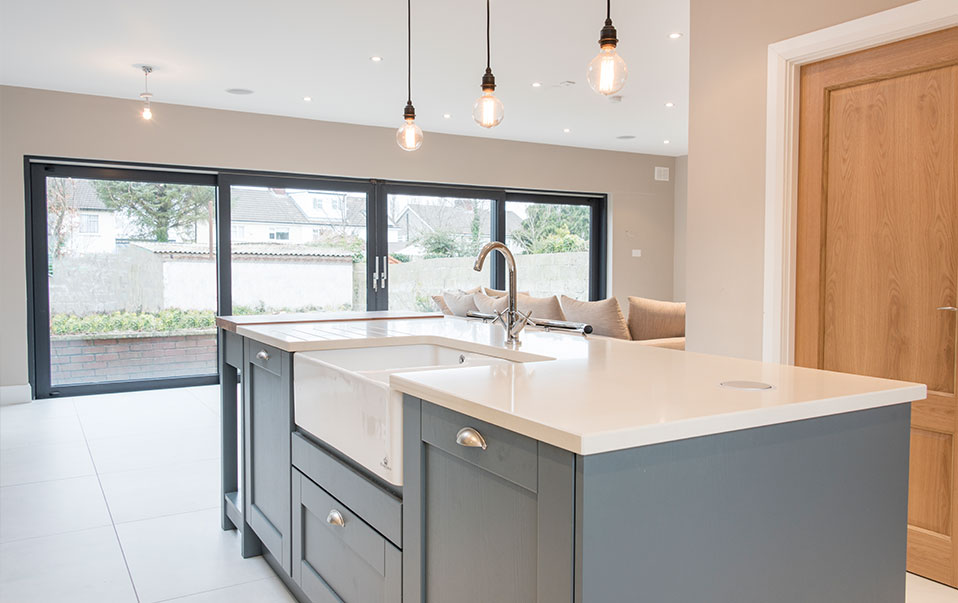 Marian crescent renovation 3 shorycon for Kitchen ideas 3 bed semi